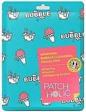 Perfumería y cosmética Parches de limpieza facial con ácidos AHA - Patch Holic Whipping Bubble Cleansing Facial Pad