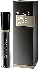 Perfumería y cosmética Gel para cejas multifuncional 4en1 con cobre y bayas de acai - M2Beaute Eyebrow Enhancer Color & Care