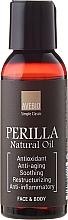 Perfumería y cosmética Aceite natural de perilla - Avebio Perilla Natural Oil