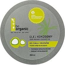 Perfumería y cosmética Aceite de coco - Be Organic 100% Organic Coconut Oil