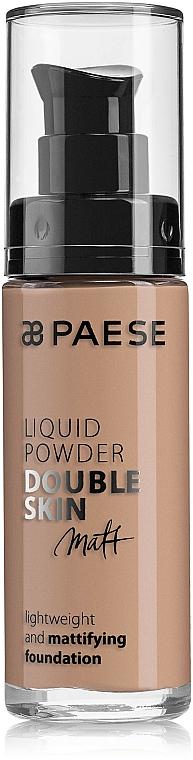 Base de maquillaje mate - Paese Liquid Powder Double Skin Matt