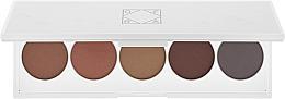 Perfumería y cosmética Paleta de sombras de cejas - Ofra Signature Palette Eyebrow Quintet