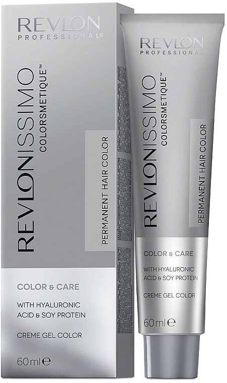 Crema gel coloración permanente para cabello - Revlon Professional Revlonissimo Color & Care Technology XL150 — imagen N1