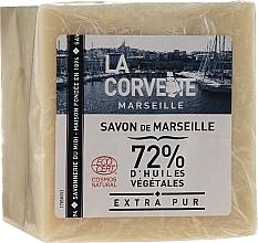 Perfumería y cosmética Jabón natural de Marsella - La Corvette Savon de Marseille Extra Pur