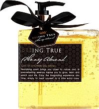 Perfumería y cosmética Gel de ducha perfumado - Beeing True Almond Honey Shower Gel