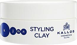 Perfumería y cosmética Arcilla moldeadora de cabello - Kallos Cosmetics KJMN Styling Clay
