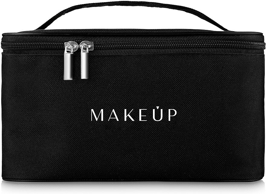 Neceser cosmético negro - MakeUp