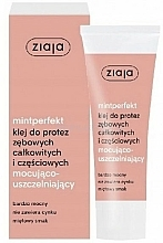 Perfumería y cosmética Crema fijadora para dentadura postiza - Ziaja Mintperfekt