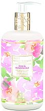 Perfumería y cosmética Jabón líquido para manos con rosa & madreselva - Baylis & Harding Royale Bouquet Rose and Honeysuckle Hand Wash