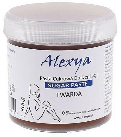 Pasta de azúcar depilatoria natural - Alexya Sugar Paste Twarda