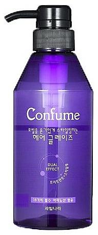 Glaseado de cabello con proteínas de trigo y agua de mar - Welcos Confume Hair Glaze