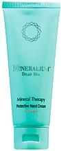 Perfumería y cosmética Crema de manos protectora con vitamina E para pieles secas - Minerallium Mineral Therapy Protective Hand Cream