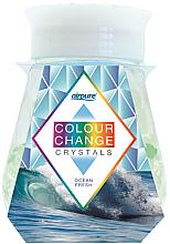 Perfumería y cosmética Ambientador perlas perfumadas con aroma marino - Airpure Colour Change Crystals Ocean Fresh