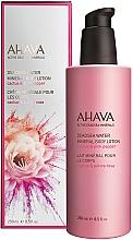 Perfumería y cosmética Loción corporal con agua del Mar Muerto y extracto de hamamelis - Ahava Deadsea Water Mineral Body Lotion Cactus & Pink Pepper