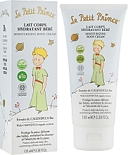 Perfumería y cosmética Leche corporal bio orgánica con extracto de caléndula - Le Petit Prince Moisturizing Body Cream