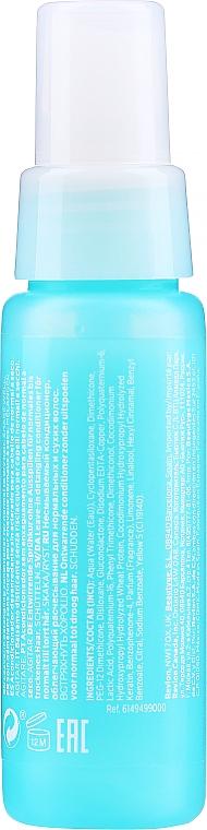 Acondicionador nutritivo y desenredante en spray, sin aclarado - Revlon Professional Equave Nutritive Detangling Conditioner — imagen N4