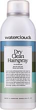 Perfumería y cosmética Champú seco vegano texturizante, efecto mate - Waterclouds Volume Dry Clean Hairspray