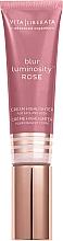 Perfumería y cosmética Iluminador cremoso para rostro y cuerpo - Vita Liberata Luminosity Blur