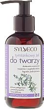 Perfumería y cosmética Gel hipoalergénico de limpieza facial con extracto de tomillo - Sylveco