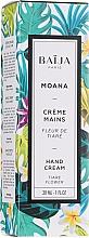 Perfumería y cosmética Crema de manos natural con aroma a flor de Tiaré - Baija Moana Hand Cream