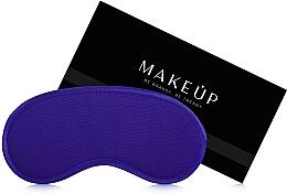 Perfumería y cosmética Antifaz para dormir, azul, Clásico - MakeUp