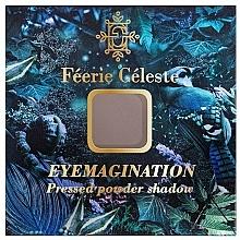 Perfumería y cosmética Sombra prensada para cejas (recambio para paleta magnética) - Feerie Celeste Pressed Powder Shadow