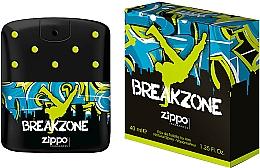 Perfumería y cosmética Zippo BreakZone for Him - Eau de toilette