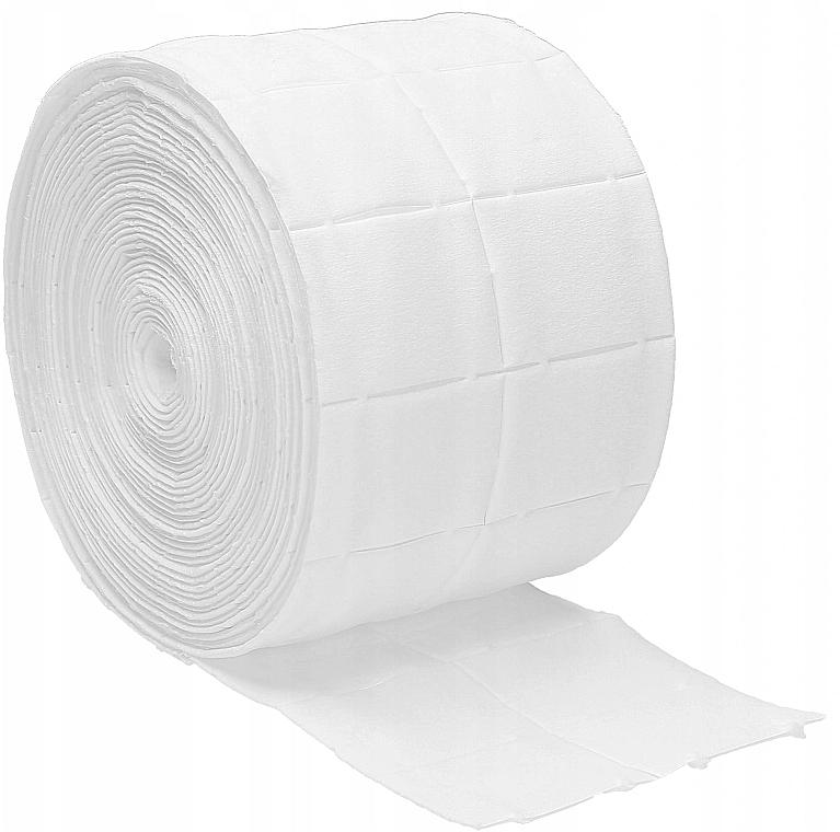 Almohadillas de celulosa para uñas (2 rollos x 500 piezas) - Ronney Profesional Nail Pad Dust Free