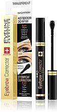 Perfumería y cosmética Corrector para cejas con cepillo - Eveline Cosmetics Corrector Eyebrow