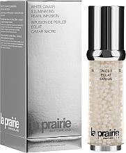 Perfumería y cosmética Sérum para rostro, cuello y escote despigmentante con extracto de caviar blanco - La Prairie White Caviar Illuminating Pearl Infusion