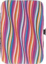 Perfumería y cosmética Set de manicura y pedicura con 6 herramientas, multicolor - Top Choice, 79689