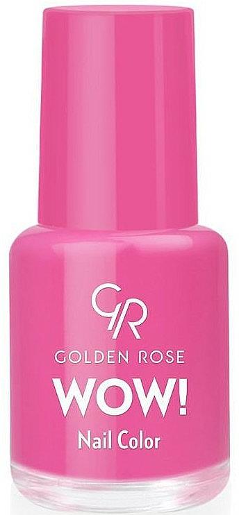 Esmalte de uñas - Golden Rose Wow Nail Color