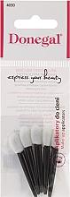 Perfumería y cosmética Aplicador para sombra de ojos en negro y blanco 5 uds. - Donegal Eyeshadow Applicator