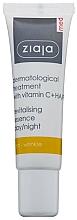 Perfumería y cosmética Emulsión facial con ácido hialurónico y vitamina C - Ziaja Med Dermatological Treatment With Vitamin C Revitalising Essence