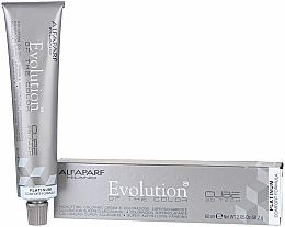 Perfumería y cosmética Tinte permanente en crema para cabello con ácido hialurónico sin PPD - Alfaparf Evolution of the Color