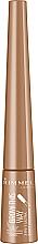 Perfumería y cosmética Polvo ultra suave para cejas - Rimmel Brow This Way 3-in-1 Soft Powder
