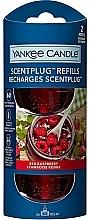 Perfumería y cosmética Recambio para difusor de aroma eléctrico, frambuesa - Yankee Candle Red Raspberry (2uds. x 18,5ml)