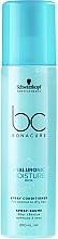 Perfumería y cosmética Spray acondicionador capilar hidratante bifásico - Schwarzkopf Professional Bonacure Hyaluronic Moisture Kick Spray Conditioner