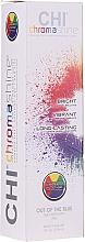 Perfumería y cosmética Coloración de cabello semipermanente intenso vivo con proteínas de seda - Chi Chromashine Intense Bold Semi-Permanent Color