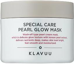 Perfumería y cosmética Mascarilla facial de arcilla con extracto de perlas coreanas - Klavuu Special Care Pearl Glow Mask