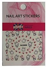 Perfumería y cosmética Pegatinas para uñas - Ronney Professional Nail Art Stickers