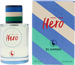 Perfumería y cosmética El Ganso Part Time Hero - Eau de toilette