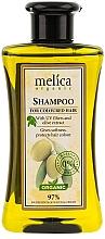 Perfumería y cosmética Champú orgánico con extracto de oliva y UV filtros - Melica Organic For Coloured Hair Shampoo