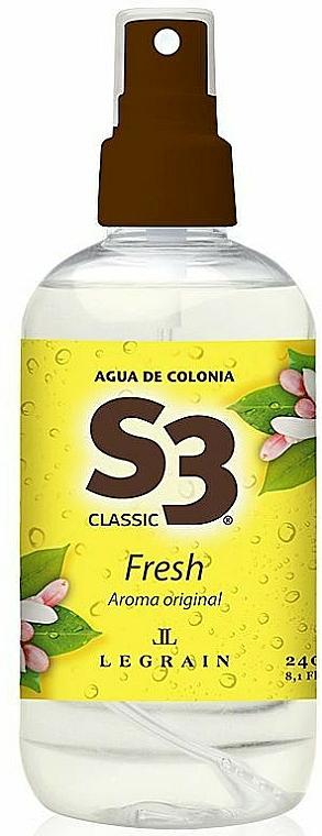 Legrain S3 - Agua de colonia spray