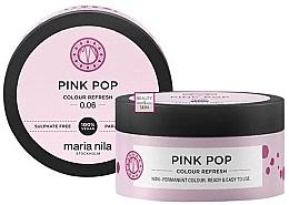 Perfumería y cosmética Mascarilla capilar con pigmentos de color no permanentes - Maria Shaun Colour Refresh Mask