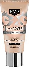 Perfumería y cosmética Base de maquillaje resistente al agua - Hean Long Cover Waterproof Foundation