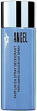 Perfumería y cosmética Mugler Angel - Desodorante perfumado
