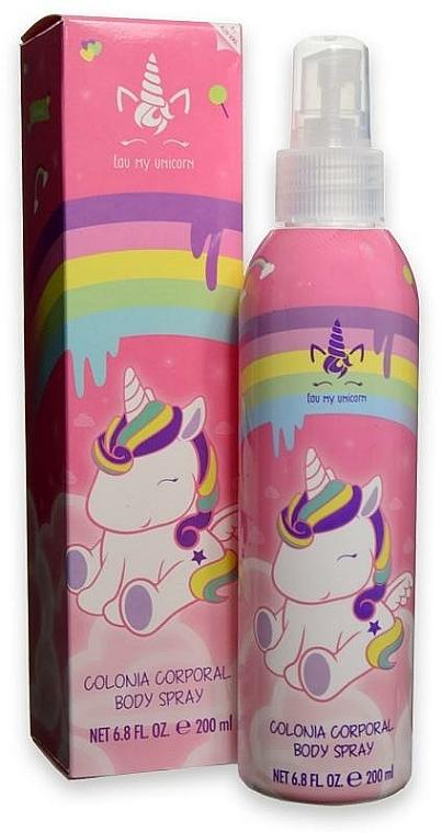 Air-Val International Eau My Unicorn - Spray corporal infantil perfumado
