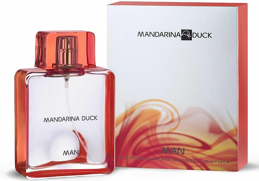 Mandarina Duck Man - Eau de toilette — imagen N1