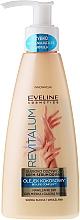 Perfumería y cosmética Crema serúm de manos con aceite de coco, pieles secas - Eveline Cosmetics Revitalum